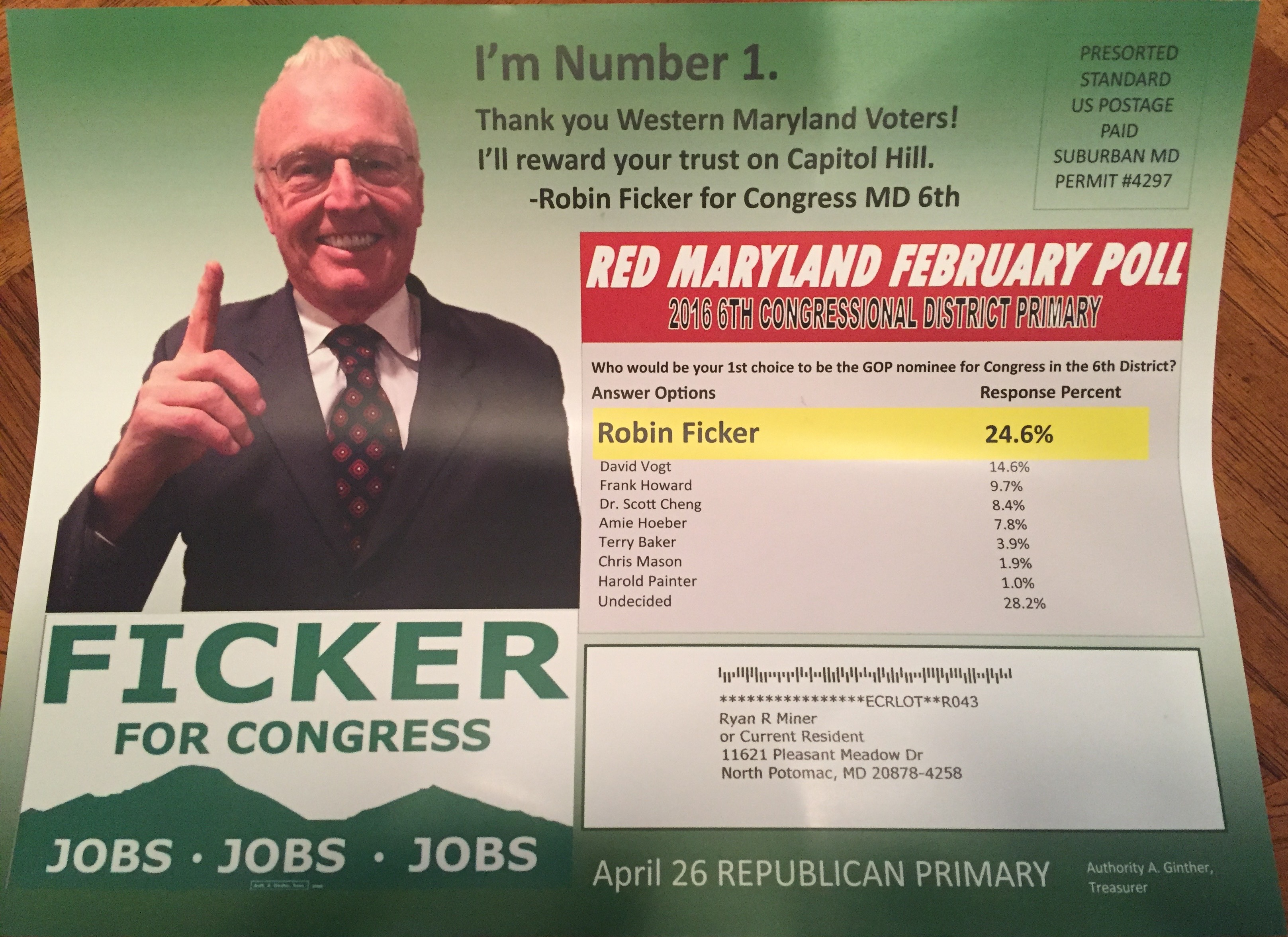 Ficker Mailer 1