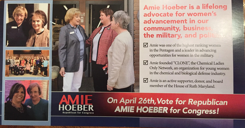 Hoeber women mailer side 1