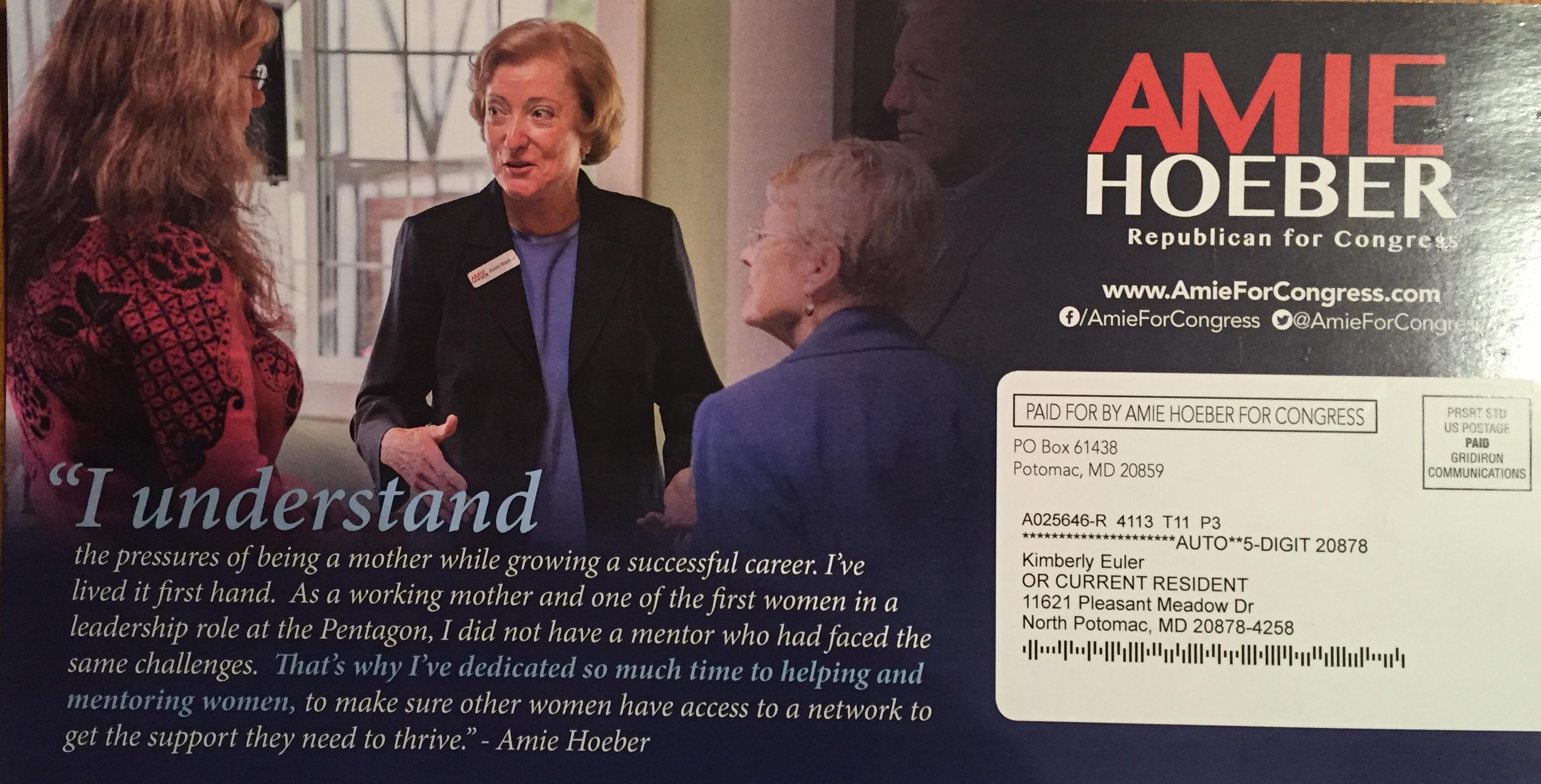 Hoeber women mailer side 2