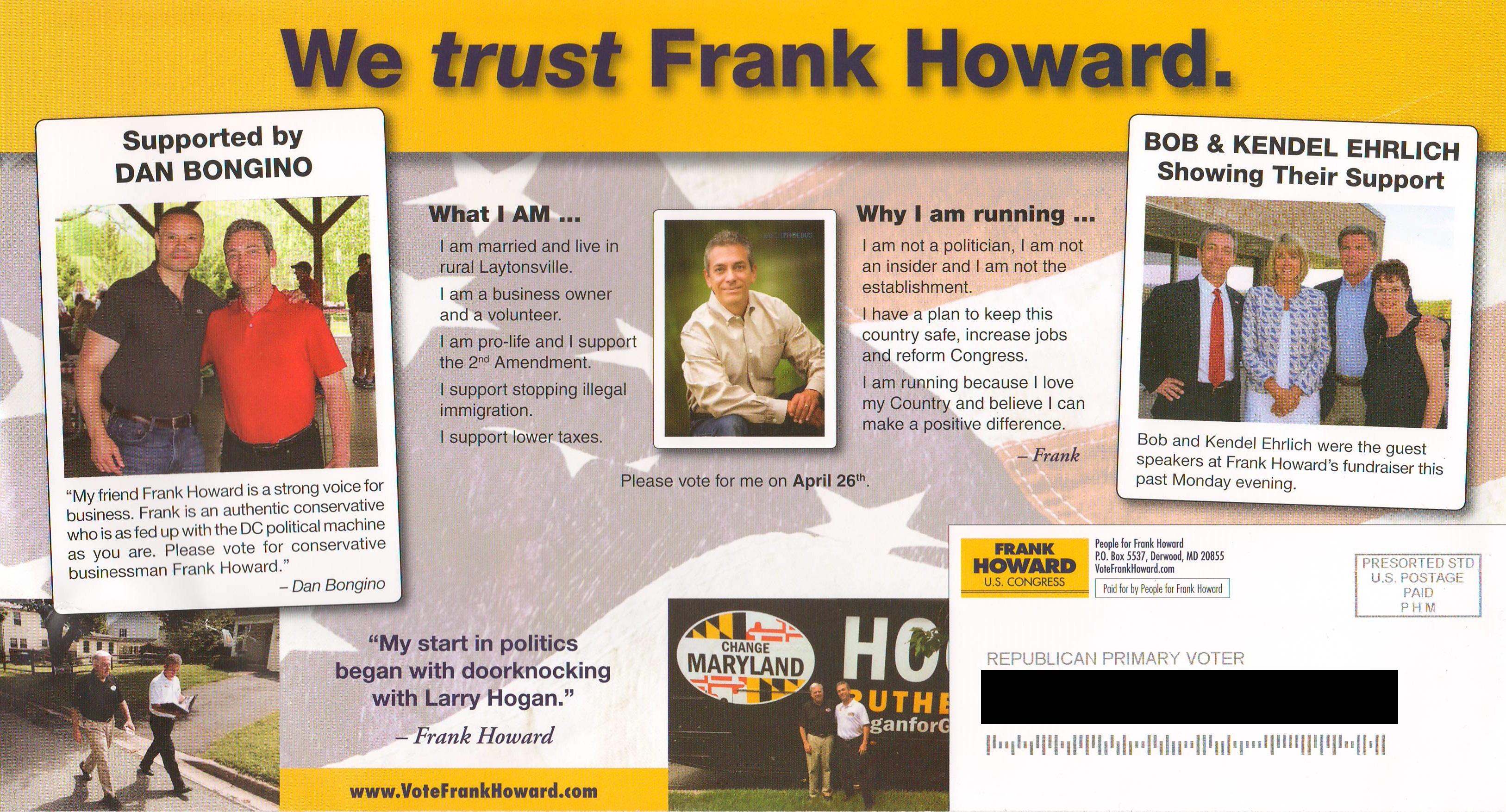 Howard Flyer 2