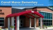 Carroll Manor Elementary School Frederick Maryland