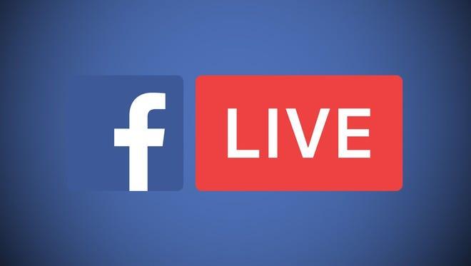 A Miner Detail Facebook Live