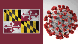 Maryland Governor Larry Hogan is leading Maryland through the coronavirus pandemic
