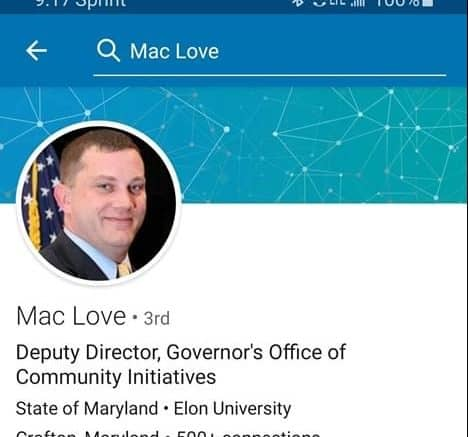 Mac Love was fired from his state government job Saturday after posting a torrent controversial social media posts.