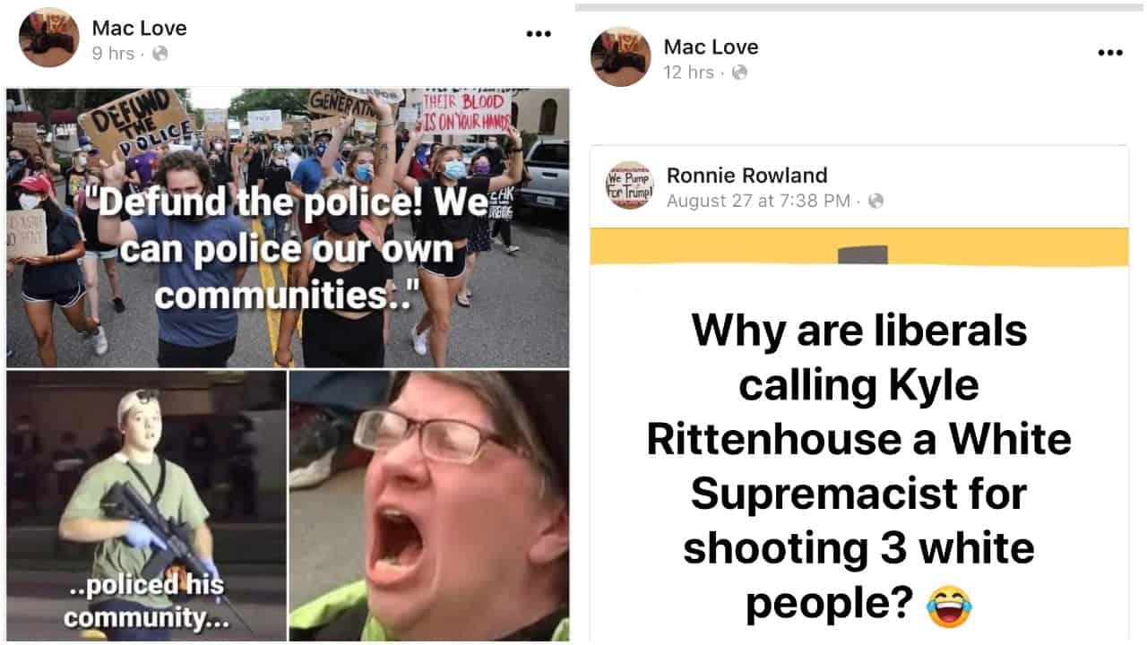 Mac Love Facebook Page