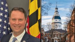 Dan Cox launches Maryland gubernatorial bid