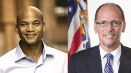 Wes Moore and Tom Perez are running for Maryland governor