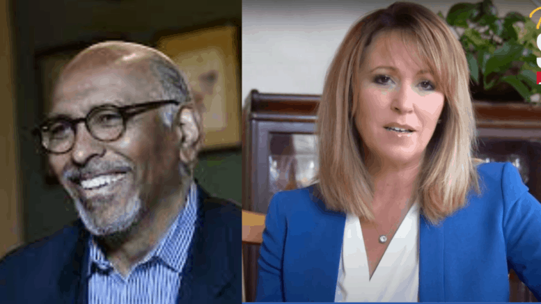 Michael Steele and Kelly Schulz run for governor