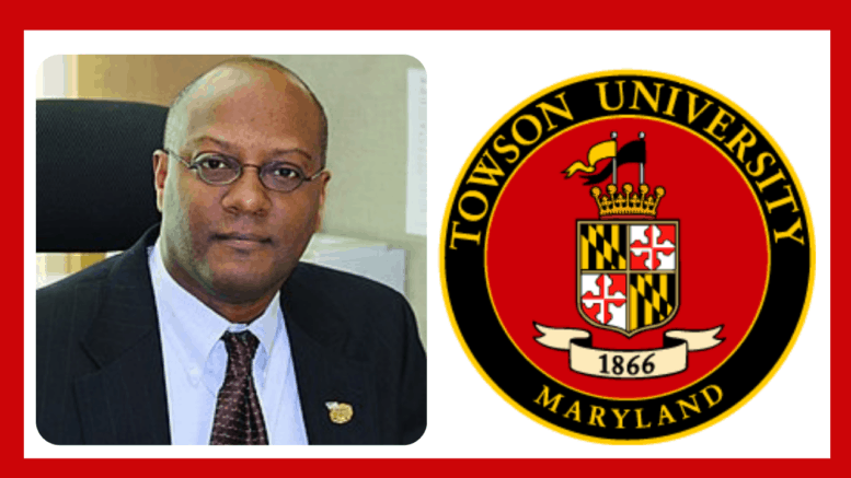 Towson University professor challenges administration on latest shooting